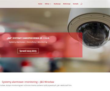 """J&S"""" Systemy Zabezpieczenia"""